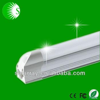 4w 7w 11w milky & transparent mask wide voltage AC85-265V CRI80 Epister led SMD2835 t5 led tube zhong shan