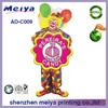 Cartoon Cardboard lifesize standee/cardboard clown cutouts for candy promotion/ cardboard displays