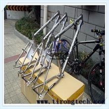 Gr9 Titanium bike/bicycle mountain road frame in stock