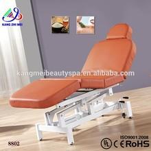 hotsale folding bed study table for facial beauty KM-8802