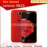 quad core mtk6589 4.7'' lenovo s820 lenovo 2013 new cellphone