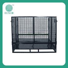 Heavy Duty Folding Wire Storage Bins