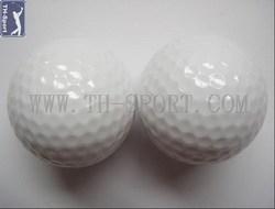 Modern unique stress golf ball