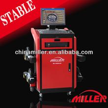 MILLER Brand 4 wheel aligner machine,CCD wheel alignment for sale with CE (ML-9060-BT)
