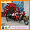 Chongqing Manufactor China 2013 Best Price Covered Cargo Three Wheel Motorcycle for Sale