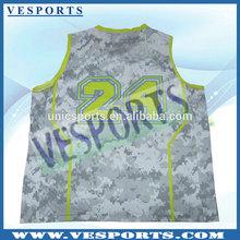 Personal Design Basketball Uniform Design