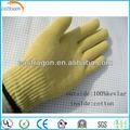 barato guantes de kevlar resistente al calor el mejor rendimiento de costos