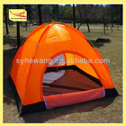 Double door high quality family camping tent