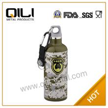 Stainless steel sports bottle cap