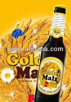 """German Beer """"Golden Malz"""" Sweet Beer"""