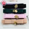Y27 Handmade diamond grosgrain bow tie dog accessories