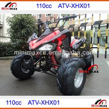 Kids ATV 110cc Kids ATV Mini Quad Mini ATV Foot Start Auto Clutch for kids ATV-XHX01