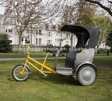 2014 Green 3-wheeler Bike Taxi