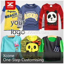 Favorites Compare Kids Clothing Cotton Fashion Children's T Shirt of Baby Clothes With Printing China Manufactures