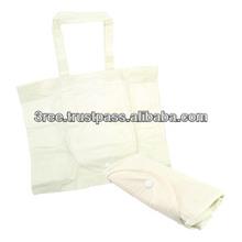 Bamboo Fibers Foldable Shopping Bag