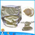 Anti- bacterias eco- ambiente de tela del pañal para adultos reutilizables