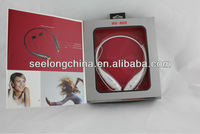 Good Quality DSP Noise Cancelling Technology Bluetooth Headset For Both Ears