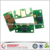 compatible Konica minolta bizhub 203/253 color toner chips