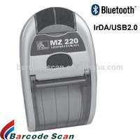 Bluetooth Mobile Thermal Printer Zebra iMZ220 Mini Mobile Printer