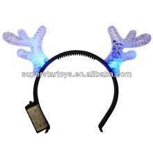 light flashing heaband toy flash headband party items 5131111-12