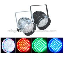 High quality 177pcs 10mm led par 64 rgbw dmx stage lighting
