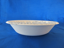 "7"" Bowl biodegradable eco-friendly tableware"