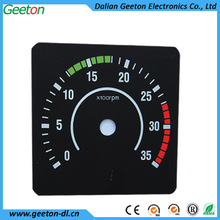 China Screen Printing Digital 0.38mm Dashboards Speedometer Auto Accessories