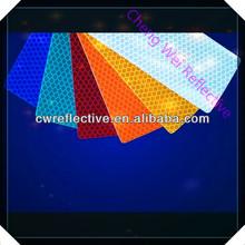 cats eye road reflector paper