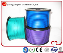 100m Shielded 2 Core Microphone Cable, TC Braiding, OD 6.0mm