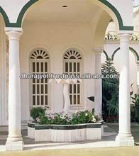 Home Outdoor Decorative Marble Pillars