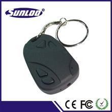 HD recording car key chain camera