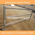 Heavy duty caballo/ganado panel de la cerca tubo cuadrado galvanizado panel de corral