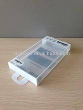 mobile phone cover plastic box