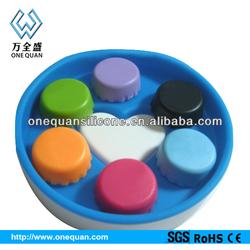 silicone beer bottle caps covers,vinegar bottle cap