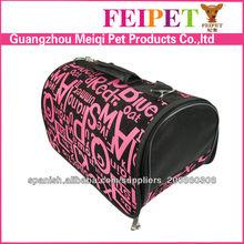 Vintage pet carrier for dog/ air pet carrier