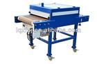 small infrared conveyor belt vacuum dryer for sale/screen printing conveyor dryer/tunnel dryer