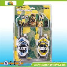 plastic two way radio interphone