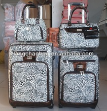 suitcases and travel luggage bags