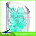 suolo artificiale acqua sfera di cristallo foto 3d perla per impianto