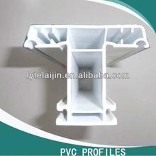 plastic profile&pvc steel windows and doors pvc frame profiles