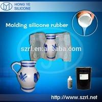 pure liquid silicone for cast concrete