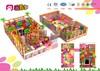 Indoor building house, indoor playground equipment, soft play kids