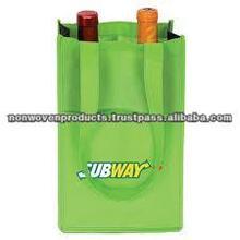 Non Woven 2 Bottle Carry Bag