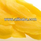 Dried mango in bag, 5 kg./bag, Premium dehydrate fruit from Thailand