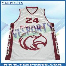Latest Design Toddlers Basketball Jerseys