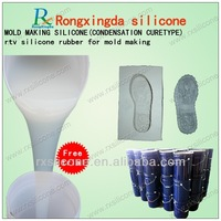Two Parts Rtv Silicone for Moulds
