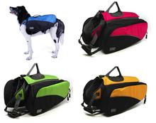 Outward Hound QUICK RELEASE BACKPACK Kyjen Dog Back Pack Detachable Saddle Bags