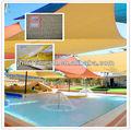 Paño de la cortina/vela de la cortina para la piscina de natación
