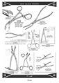 Bone holding fórceps, smooth jaws, 23cm, instrumentos ortopédicos, instrumentoscirúrgicos