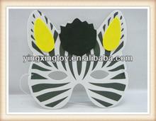 hot sell animal eva foam party mask for kids